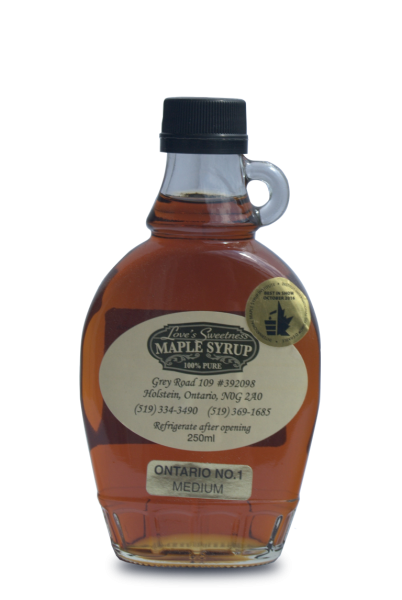 250ml Maple Syrup