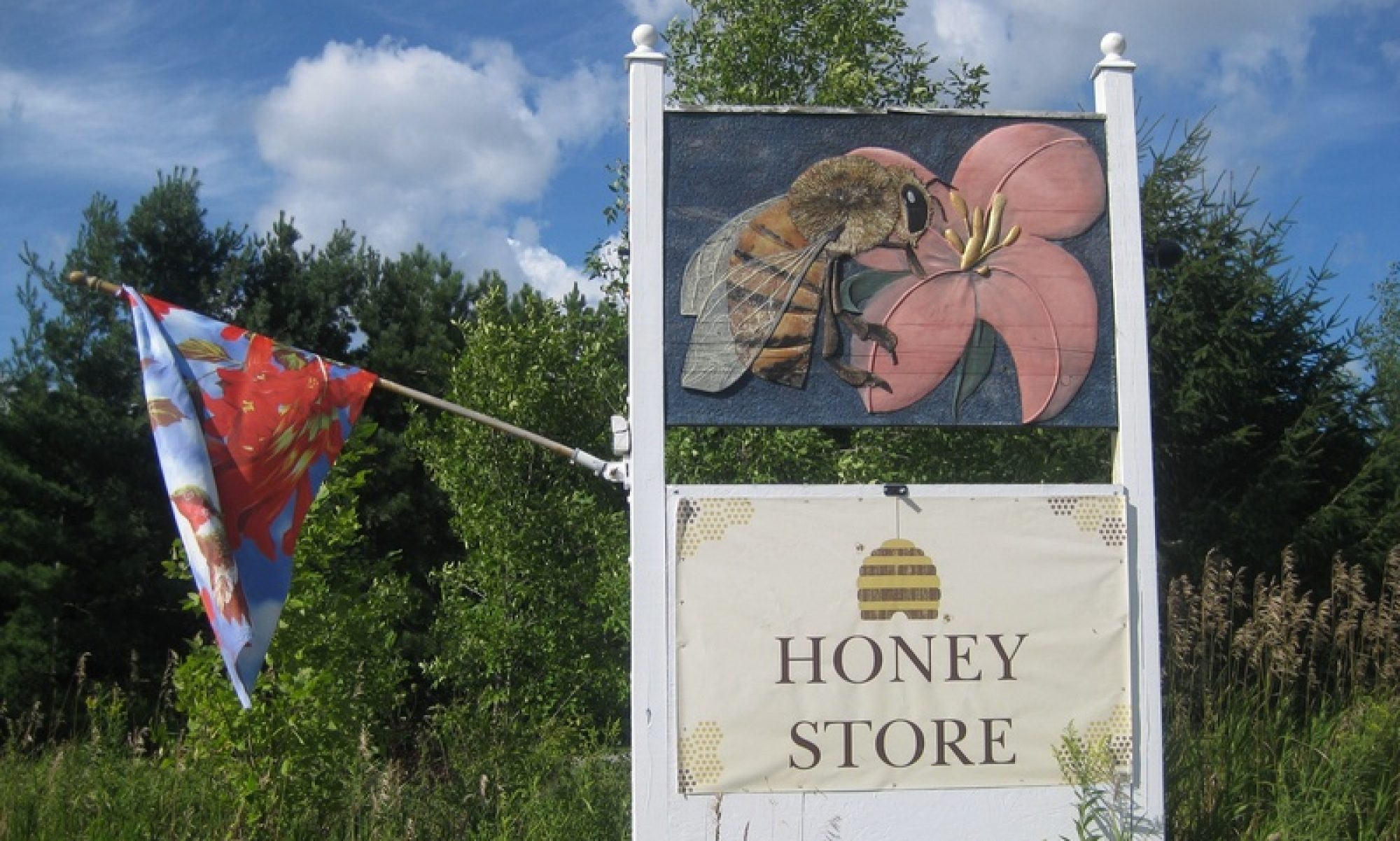 Pure Caledon Hills Honey